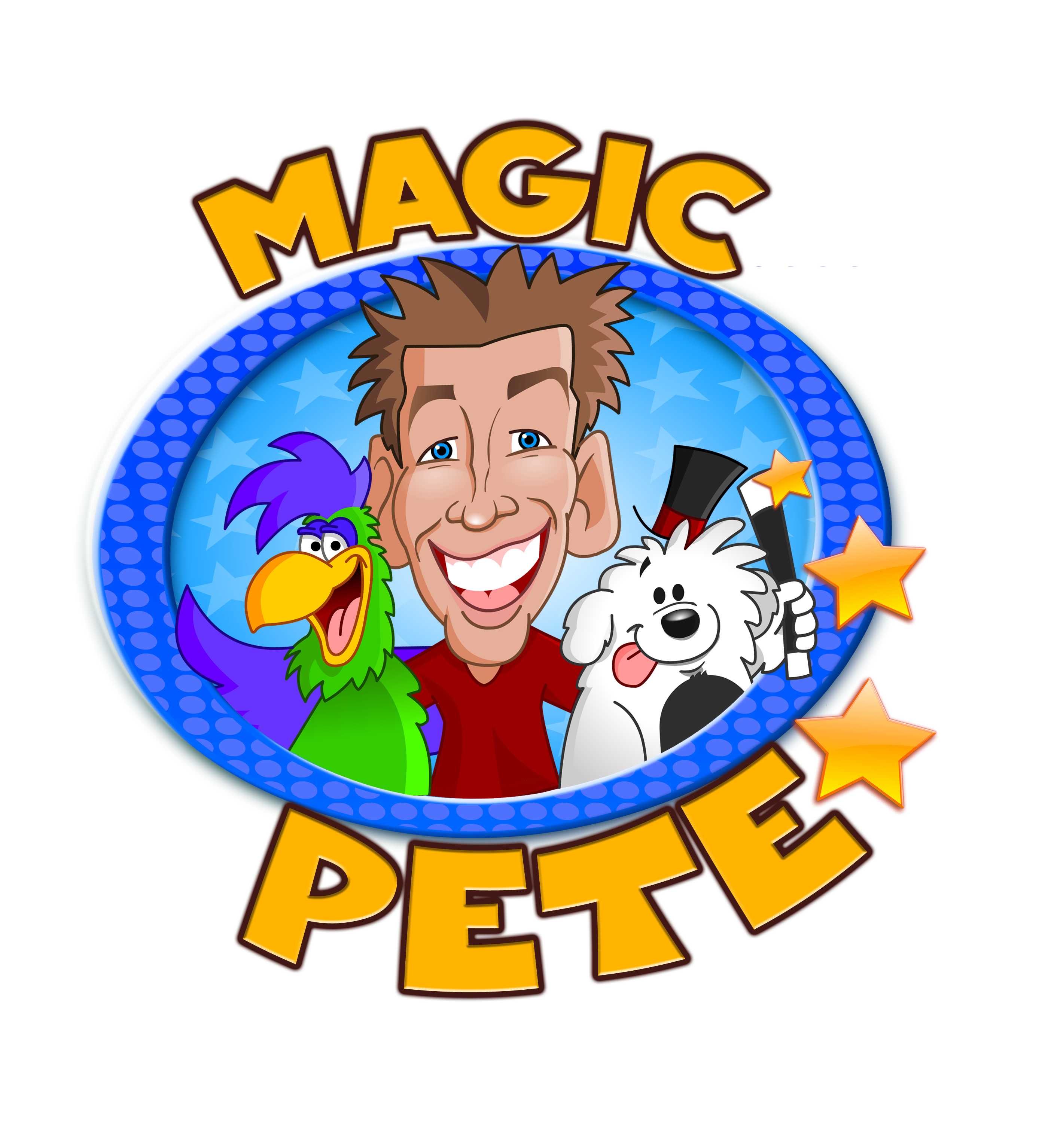 Magic Pete Magician and Children\'s Entertainer | Party Invitations