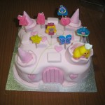 Lauren's 5th Birthday Cake