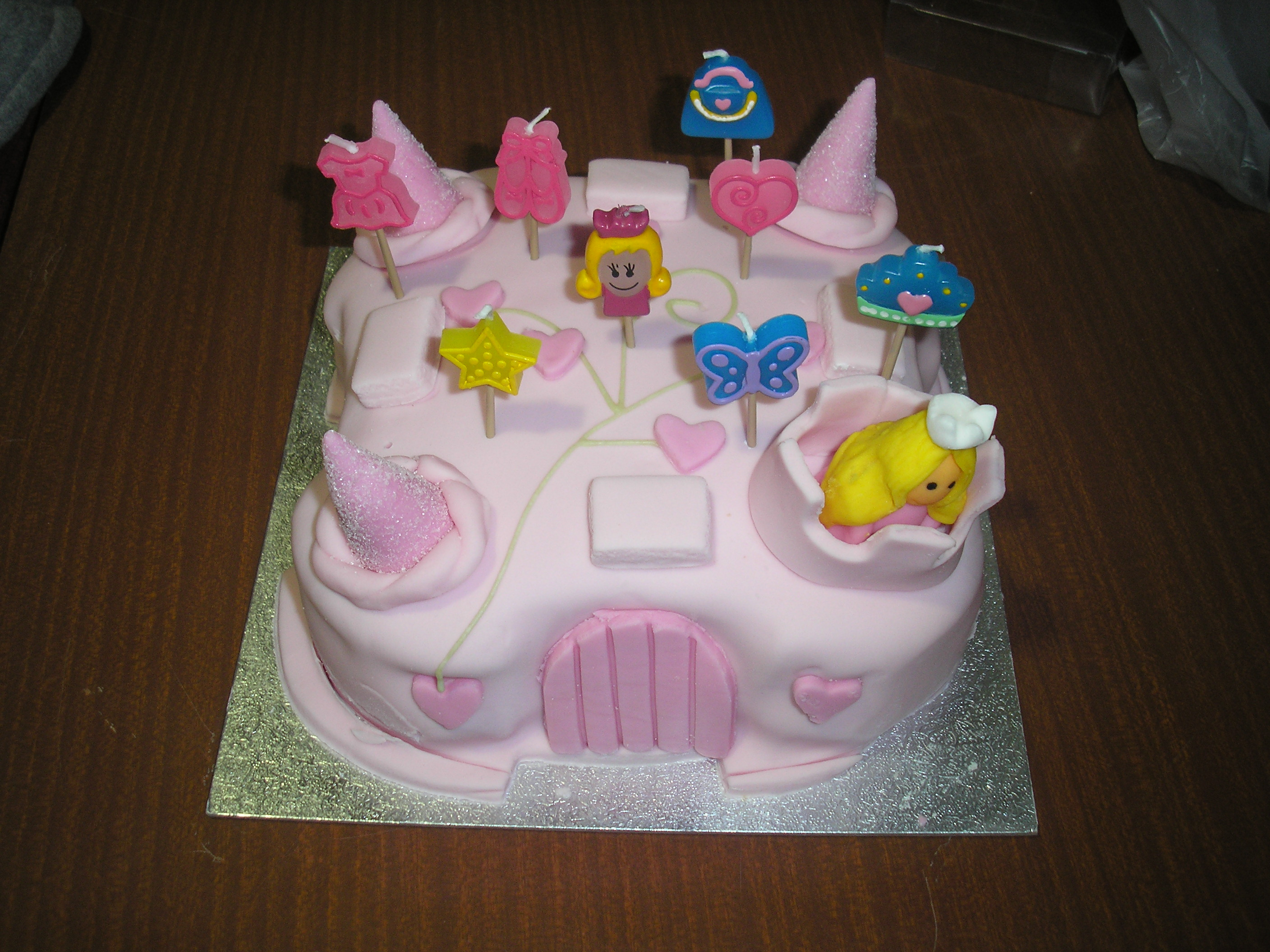 Laurens 5th Birthday Cake