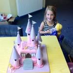 Alexa's 5th Birthday Cake