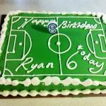 Ryan's 6th Birthday Cake