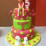 Elisha's 5th Birthday cake