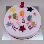 Regan's 5th Birthday Cake